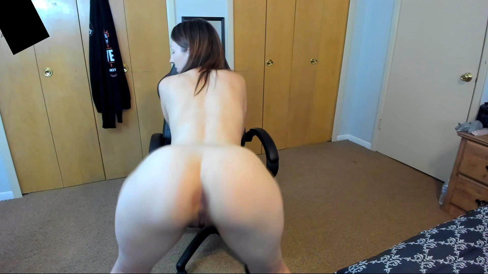 Teen Takes Big White Cock