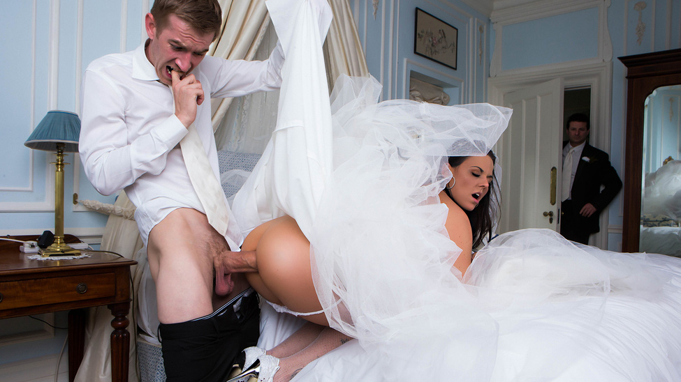 Секс с невестами: порнушка онлайн