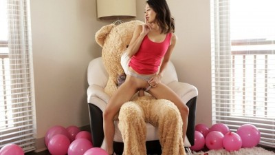 The Big Valentine Teddy Bear With Inside S9:E7